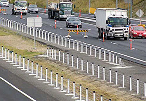 Anti-Vehicle-Fencing-System